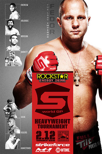 Picture of Strikeforce heavyweight tournament - #2
