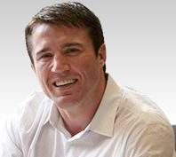 Chael Sonnen the political aspirant.