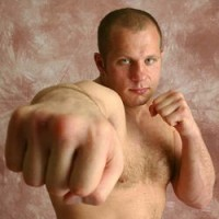 Former PRIDE heavyweight champion Fedor Emelianenko