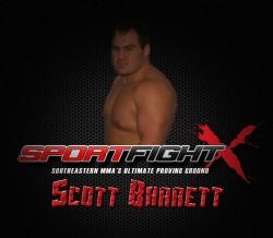 """Mike Wessel vs. Scott Barrett set to collide at """"SportFight X: Middle Tennessee Mayhem"""" January 29th in Murfreesboro, Tenn."""