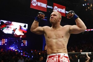 Sergei Kharitonov  Photo by Esther Lin/Strikeforce