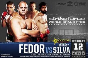 Fedor_vs_Silva_Poster