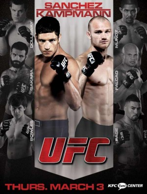 UFC Live 3 Preview: 5 things to be on the lookout for