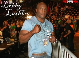 Bobby Lashley will face James Jack at Titan Fighting Championship 17. Photo by Jack Bratcher for ProMMAnow.com