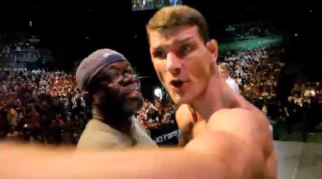 Joseph Benavidez vs. Demetrious Johnson and Michael Bisping vs. Brian Stann set for UFC 152
