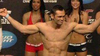 Rich Franklin (pictured)