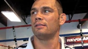 rich franklin face