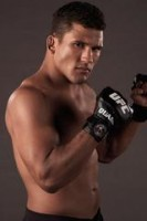 Longtime UFC lightweight Tyson Griffin (above) will debut at featherweight against Manny Gamburyan at UFC on Versus 4