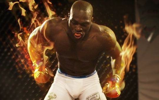 North Carolina based Strikeforce middleweight Derek Brunson will debut next week