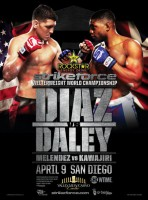 diaz vs daley - strikeforce