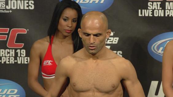 UFC on FX: Lightweight bout between Kamal Shalorus and newcomer Khabib Nurmagomedov set