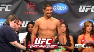 Mark Munoz: 'If Anderson Silva doesn't fight Chris Weidman, I would love to step in.'