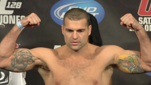 "Former UFC light heavyweight champion Mauricio ""Shogun"" Rua"