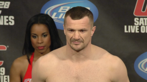 UFC Krakow: Watch Gabriel Gonzaga kick Cro Cop's head off
