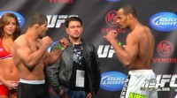 rousimar palhares vs dave branch