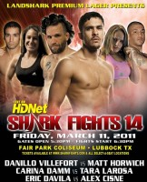 Shark Fight Promotions Inks Deal with FUEL TV