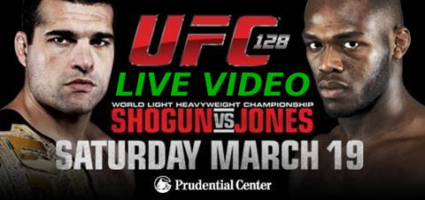 Watch today's Fight Club Q&A with Chuck Liddell and UFC 128 weigh-ins LIVE on ProMMAnow.com starting at 2 p.m. ET