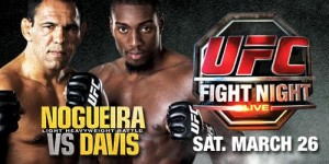 ufc fight night 24 logo