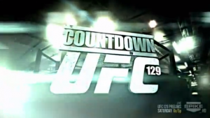countdown to ufc 129