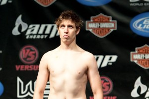 "Danield ""Danny Boy"" Downes will make his UFC debut on June 4. Photo credit: ZUFFA"