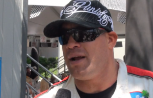 tito ortiz at long beach grand prix