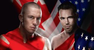 UFC Primetime: St-Pierre vs. Shields – episode 1