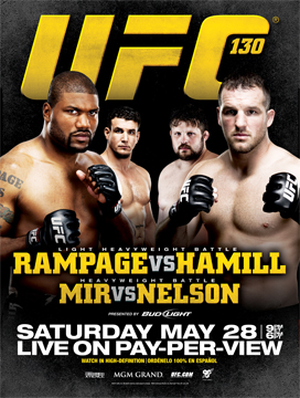 Five questions heading into UFC 130