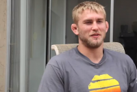 Alexander Gustafsson shows sympathy for champ's lost dog