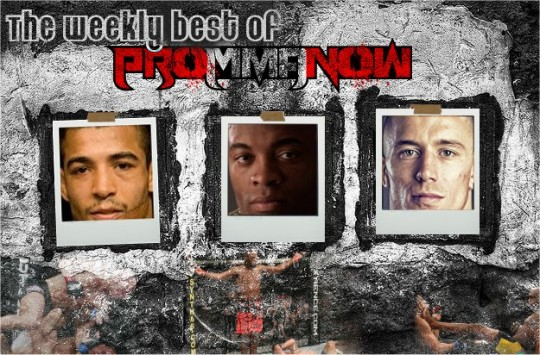 The weekly best of Pro MMA Now