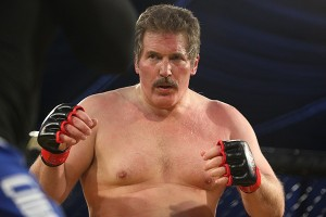 "At 52-years-old has age finally caught up to Dan ""The Beast"" Severn? Photo by Dave Mandel for Sherdog"