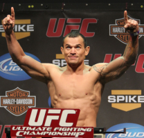 American Top Team's Gleison Tibau is a solid gatekeeper for the UFC's 155-pound division.