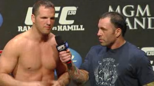 matt hamill talks with joe rogan