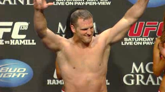 UFC 152: Matt Hamill comes out of retirement to face Roger Hollett