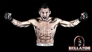Bellator Lightweight Champion Michael Chandler