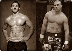 Tim Kennedy(left) will face Robbie Lawler