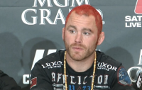 Chris Leben wishes he'd been a truck driver instead of UFC fighter