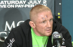 Dennis Siver(pictured)