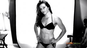 miesha tate - shoot media