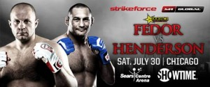 strikeforce - fedor vs hendo
