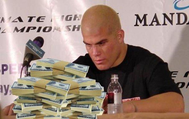 tito ortiz - money