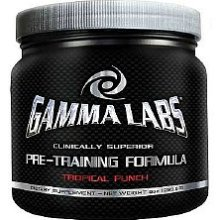 ProMMANow.com product review: Gamma Labs Pre-Training Formula