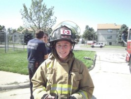 Little Fireman Patricia