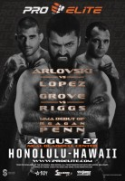 """Pro Elite: Arlovski vs. Lopez"" LIVE results and play-by-play"