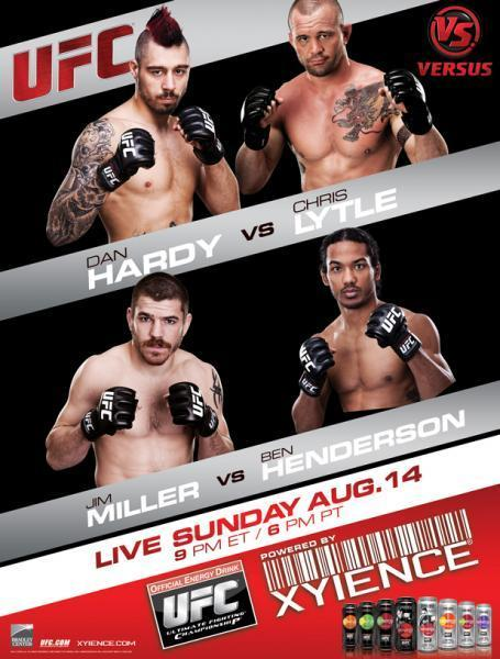 Three questions heading into UFC Live: Hardy vs. Lytle