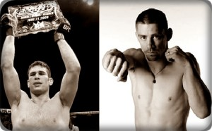 Amir Sadollah(left) will face Duane Ludwig at the UFC Live: Hardy vs. Lytle event