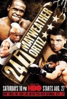 HBO Mayweather-Ortiz 24-7 Poster