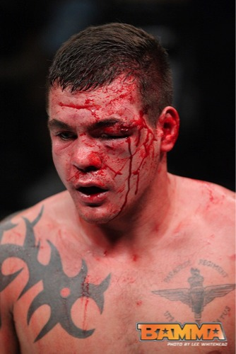 Undefeated Bamma champion Jack Marshman ready for MMA fulltime after two tours in Afghanistan‏