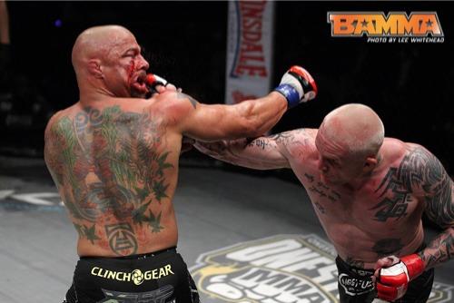 BAMMA 7 fight videos and photos: Daley vs. Radev, Trigg vs. Wallhead, Marshman vs. Noon, Winner vs. Ball