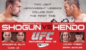 UFC 139 logo