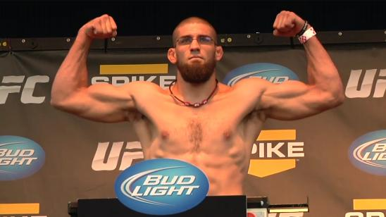 Court McGee vs. Constantinos Philippou added to UFC on FX 2